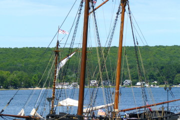 Discovery Harbour Midland Ontario